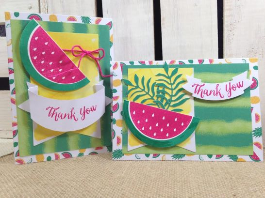 watermelon thank you's