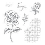 Graceful Garden Stamp Set
