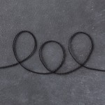 Basic Black Solid Bakers Twine