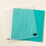 Seaside Textured Impressions Embossing Folder