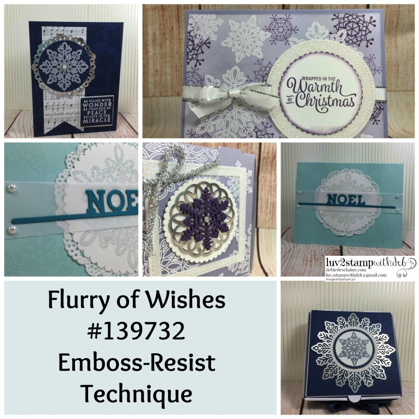 Flurry of WishesWMPIN Collage