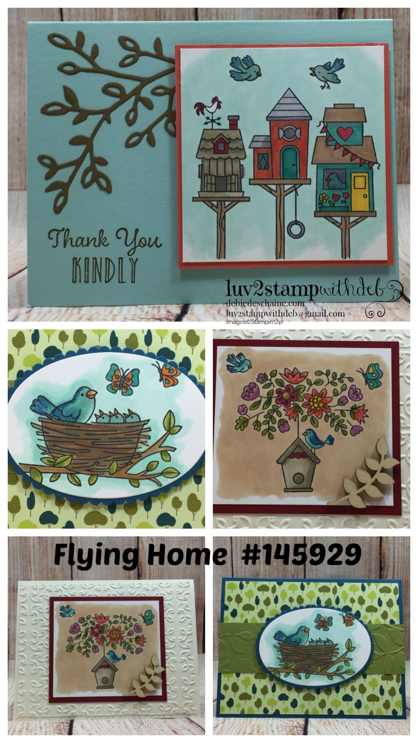 WMFlying Home Collage
